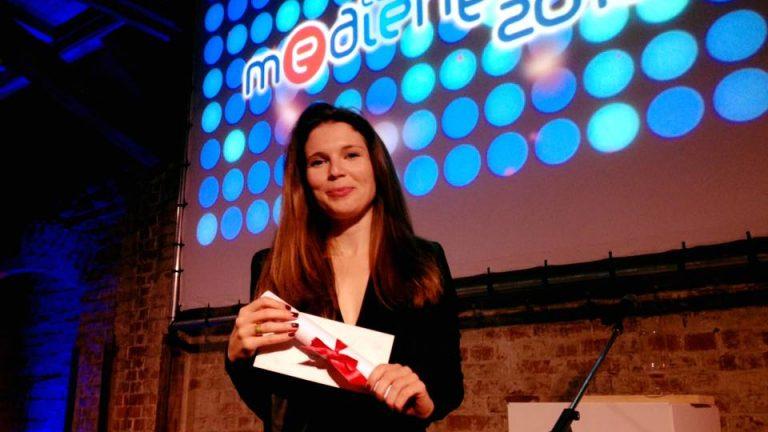 Madeleine Hofmann Coburger Medienpreis