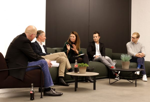 Panel #Smartwork2018
